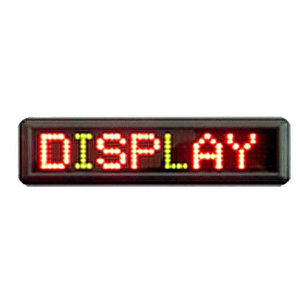 Picture of WiPath WL740T Single Line Multi-Color LED Sign