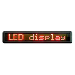 Picture of WiPath WL780DST Single Line 2-Sided LED Sign