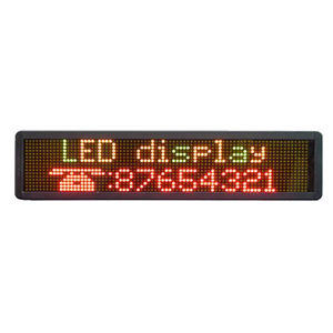 Picture of WiPath WL1680T 2-Line Multi-Color LED Sign