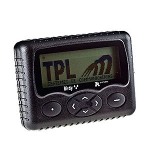 Picture of TPL Birdy WP Alphanumeric POCSAG Pager